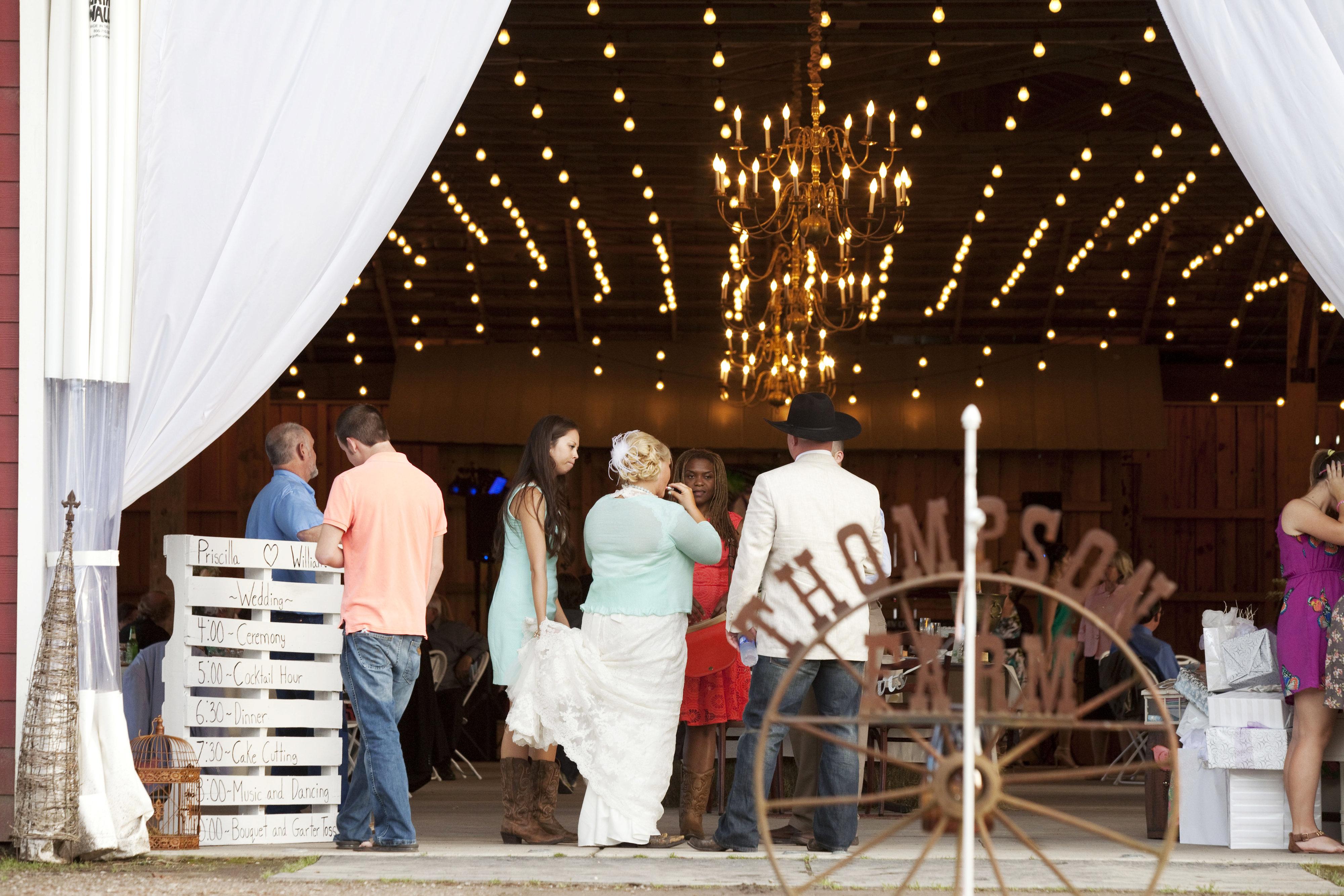 Conway SC Wedding Venue