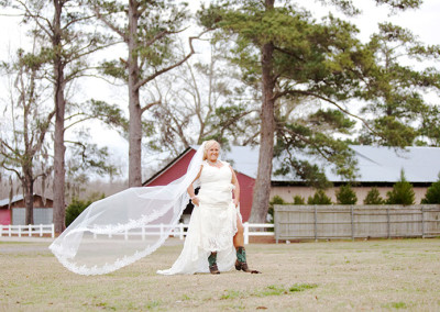 Thompson Farms Wedding Photo Shoot