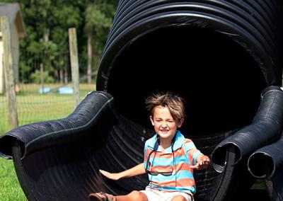 Farm slide