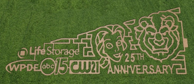 2017 10-Acre Corn Maze