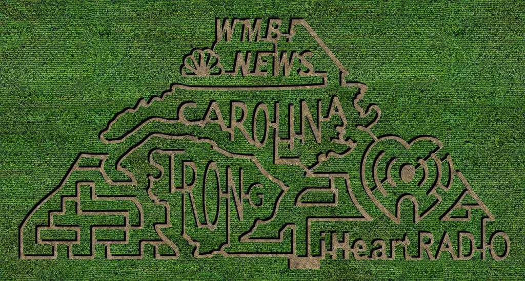 2019 Corn Maze Design
