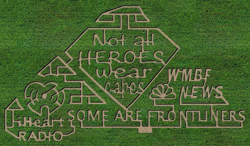 2020 Corn Maze Design